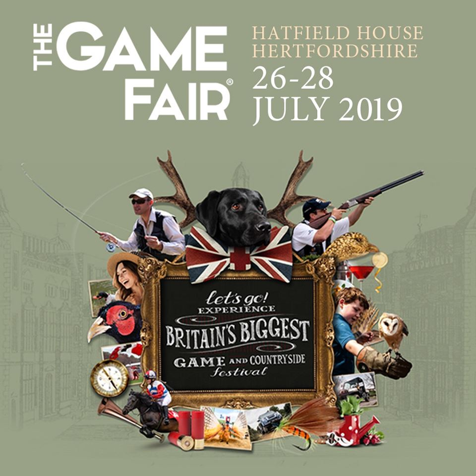 Gamebore at The Game Fair