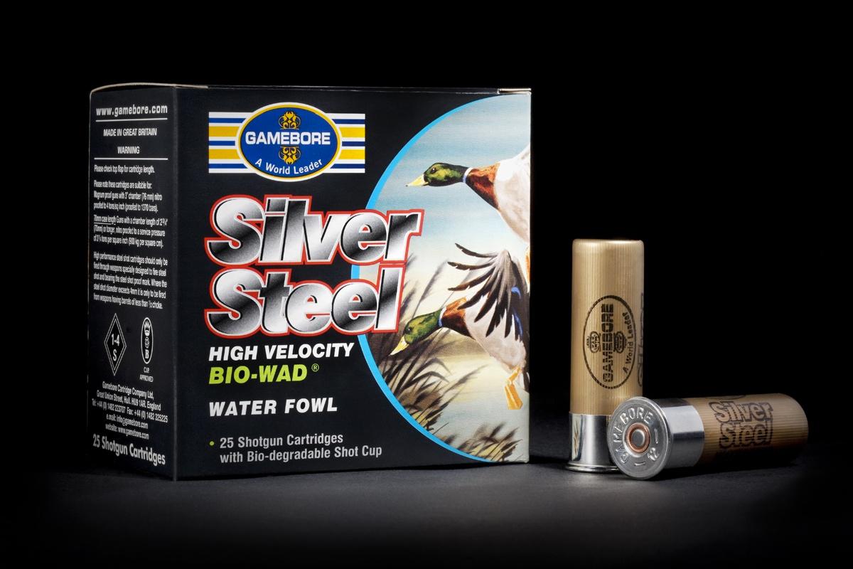 12G Silver Steel-8164